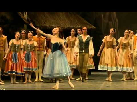 Giselle Madness Scene (Svetlana Zakharova & Roberto Bolle)