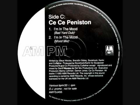 Ce Ce Peniston - I'm In The Mood (Mood Mix) 1993
