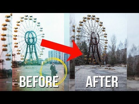Chernobyl: Before And After The Disaster