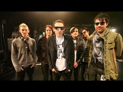 Dead By Sunrise Video Message Germany Tour 2010