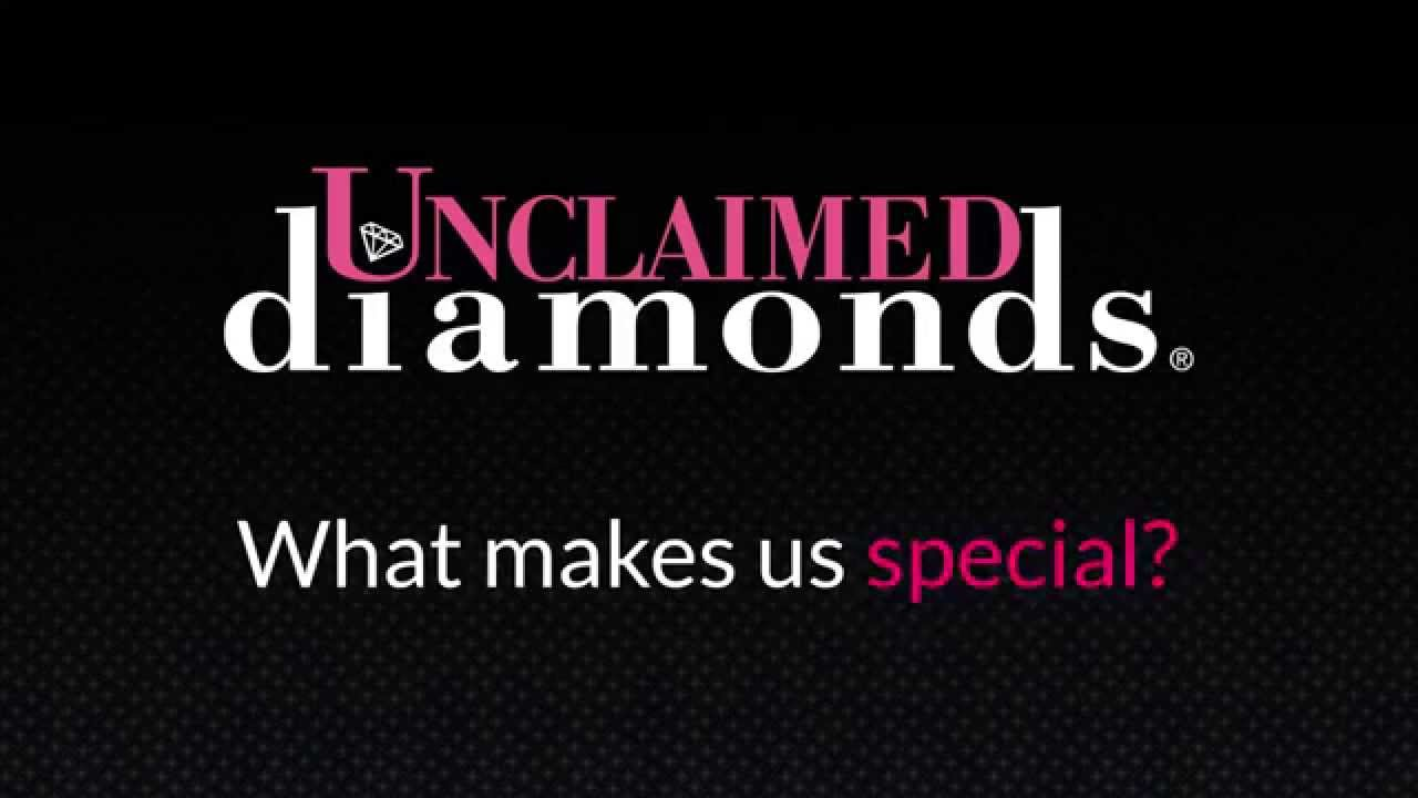 Unclaimed Diamonds Specializing in Laway Diamond Engagement