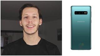 Was wir jetzt schon über das Samsung Galaxy S10 wissen! Gerüchte und erste Details.