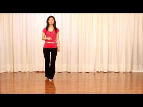 Drunk In Heels - Line Dance (Dance & Teach in English & 中文)