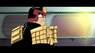 Судья Дредд: Суперзлодей/Judge Dredd: Superfiend - 4 серия Рико и Виенна.