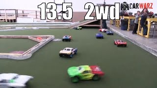 13.5 2wd Short Course Racing At Larry's Performance Race Track Oct 2018