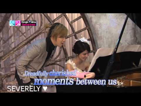 Severely - Hongki&Mina WGM