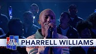 Pharrell Williams: ''Letter To My Godfather''