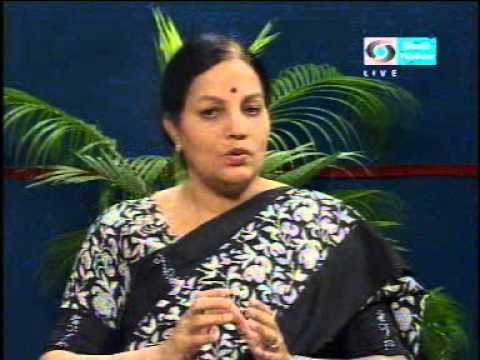 DD Telugu interview on Role of women in Rural development with Smt. C.S Rama Lakshmi, IFS.