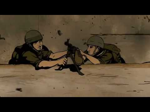 Waltz with bashir-Waltz scene(With English Subtitle)