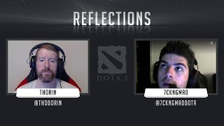 'Reflections' with 7ckngMad (Ceb) - Part 2 (Dota2)