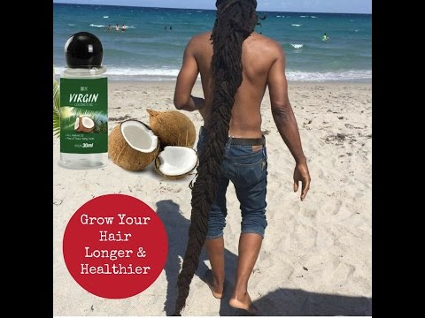 FREE 3PCS Cold Pressed Coconut Oil Helps Grow Healthier Hair