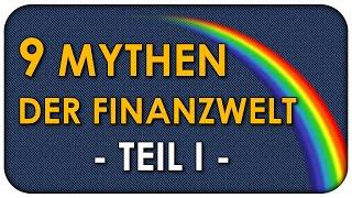 Wie du dein Geld NICHT anlegen solltest – Die 9 größten Mythen der Finanzwelt