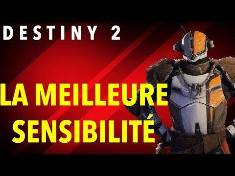 DESTINY 2 : QUELLE EST LA MEILLEURE SENSIBILITÉ ? - TRUCS ET ASTUCES PVP thumbnail