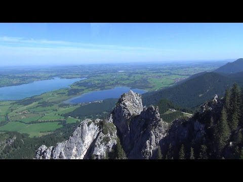 Tegelberg - Bleckenau - Neuschwanstein  2016