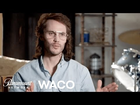 Inside 'WACO': 'World of David Koresh' Behind the s  Paramount Network