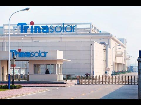 Trina Solar Corporate Video - 2016