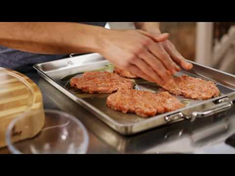 Triple Butterball Everyday Turkey Burger Taste Test