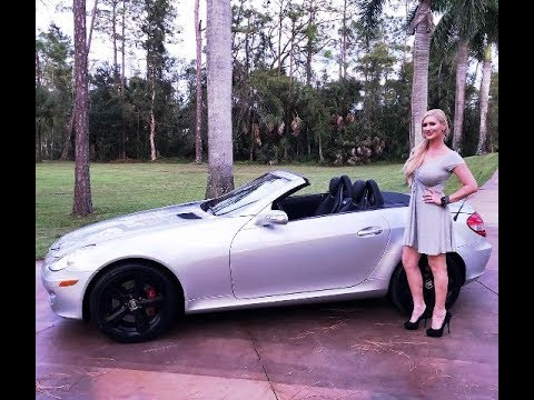2006 Mercedes-Benz SLK350 Review w/MaryAnn For Sale by: AutoHaus of Naples