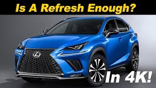 2018 Lexus NX Review Road Test and Comparison - In 4K