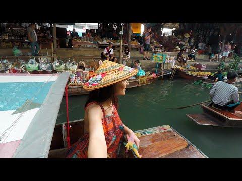 FICÁMOS DOENTES? | Olivia Ortiz | DAY 4 - THAILAND - TRAVEL VLOG #5
