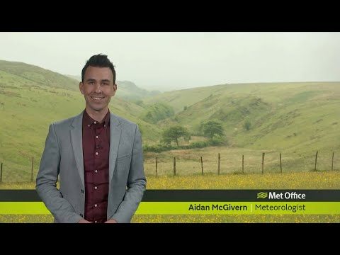 Wednesday afternoon forecast 29/05/19