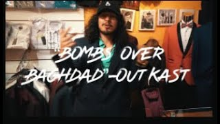 """Hunter Hadley """"Bombs over Baghdad"""" Outkast FREESTYLE"""
