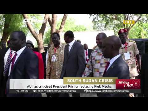 East African leaders to discuss crisis in Juba