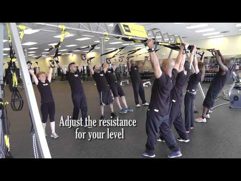 TRX Small Group Classes