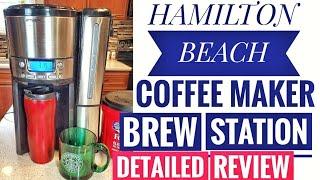 DETAILED REVIEW Hamilton Beach…