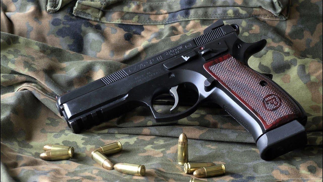 Download Top 5 Best CZ Pistols 2021   CZ Pistol 2021