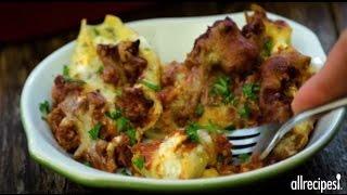 How To Make Lasagna Stuffed Shells | Main Dish Recipes | Allrecipes.com