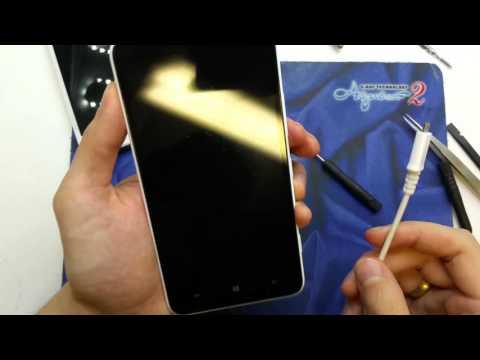 Nokia Lumia 1320 - HARD RESET