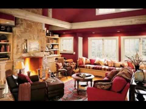 DIY Rustic living room decor ideas