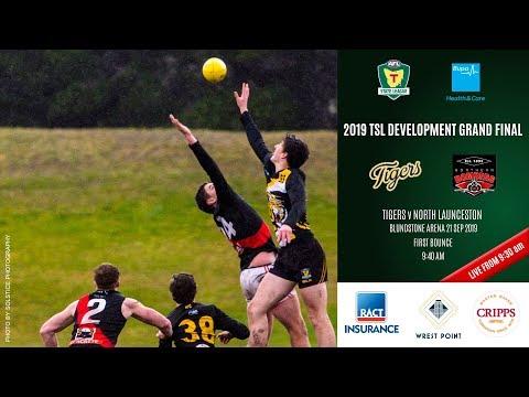 TSL Development League Grand Final - Tigers V North Launceston