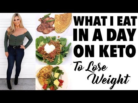 KETO LIFESTYLE WHAT I EAT IN A DAY!