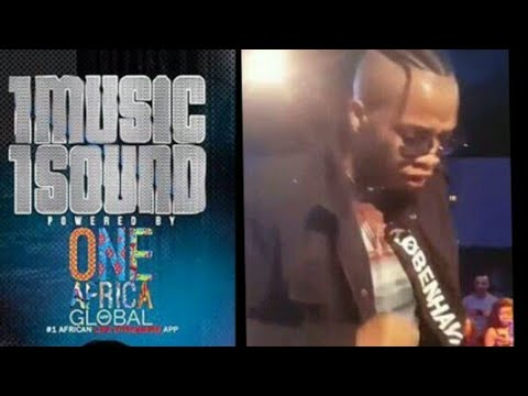 One Africa Global - Tekno, Sarkodie and Flavour performances( Hot!!) | Arena Theatre , Houston