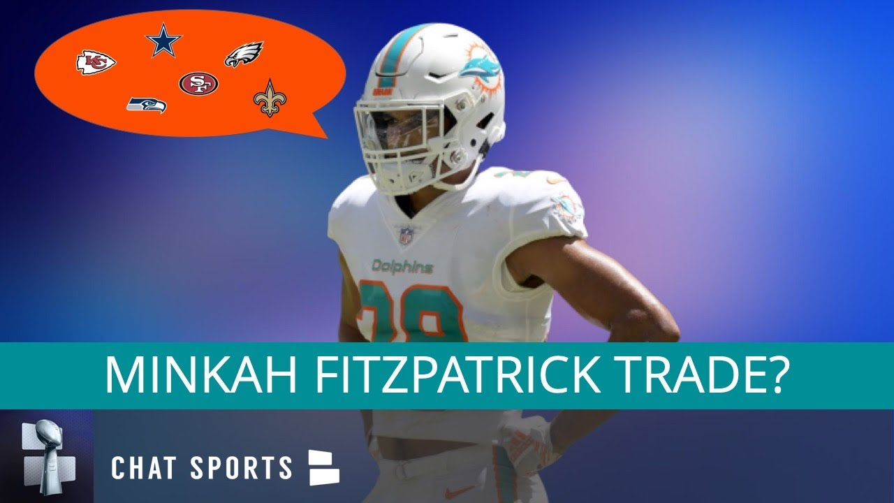 What a Seahawks trade for Minkah Fitzpatrick would look like