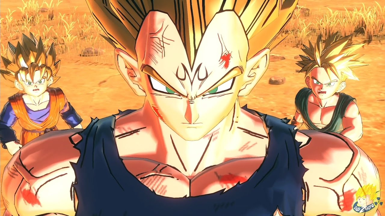 dragon ball saga buu