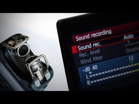 DSLR tutorial: How to get great audio!