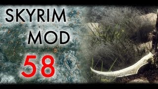 Skyrim: Обзор модов #58 - Atlas Map Markers, Even Better Quest Objectives, Warrior Within Weapons