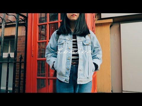 London Life Vlog ☎️ 런던에서 브이로그 + OOTDs 데일리룩