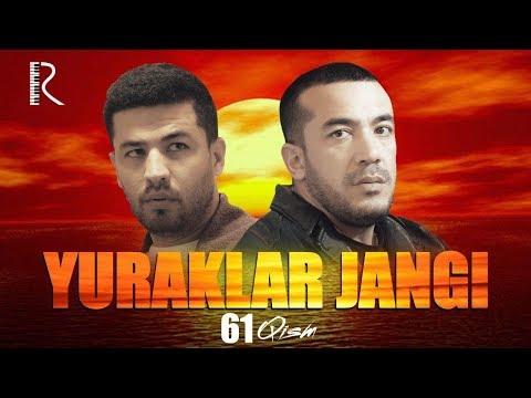 Yuraklar Jangi (o'zbek Serial) | Юраклар жанги (узбек сериал) 61-qism #UydaQoling
