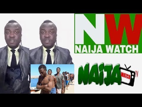 MARIO OSAZEE SUGGESTED HOW NIGERIANS CAN DONATE TO HELP THE LIBYA RETURNEES