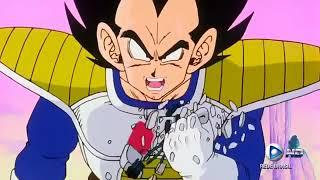 Goku Chega Na Luta e Derrota Nappa//Dragon Ball Z
