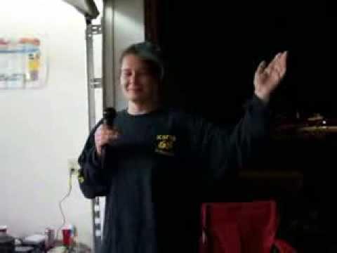 Crazy neighbors karaoke pt 1