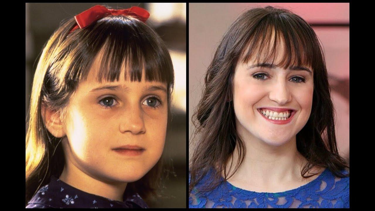 Antes Y Despues De Matilda Before And After Matilda