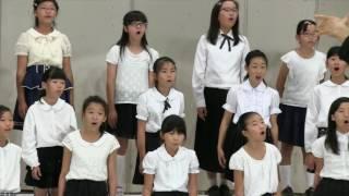 碧南市立中央小学校 シーラカンスをとりにいこう 作詞:県多乃梨子 作曲:横山裕美子