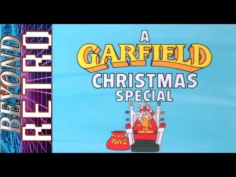 Beyond Retro Episode 13 - Garfield's Christmas Special Commentary