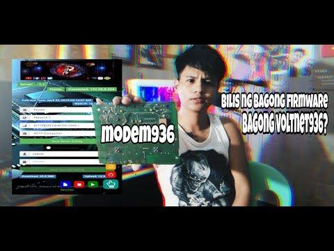 Bagong Firmware At Voltnet936???