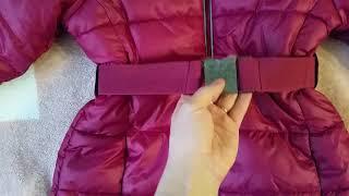 Стеганое пальто из коллекции NOCTURNE